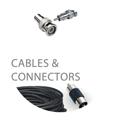 All Cables and Connectors