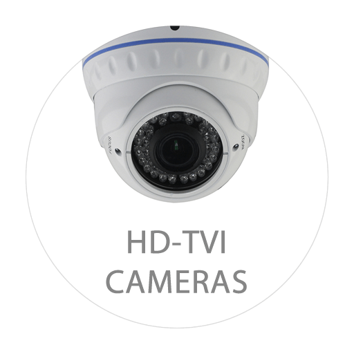 All AHD/TVI Cameras for Coax