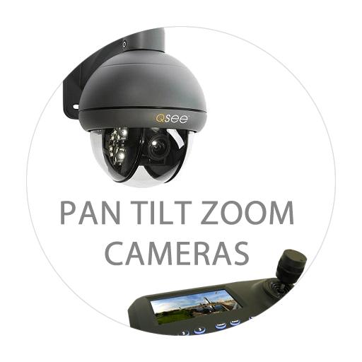 All PTZ Cameras